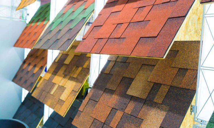 bitumen-tile-exhibition-sample-in-the-store